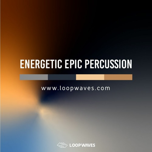 Energetic Epic Percussion | Royalty free music