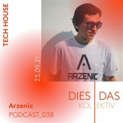 Dies | Das //Podcast_38 - Arzenic