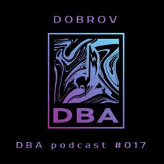 Dobrov - DBA Podcast #017