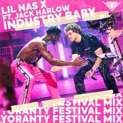 Lil Nas X, Jack Harlow - Industry Baby (YORANTY FESTIVAL MIX)