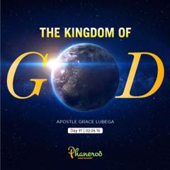 P.91 The Kingdom Of God