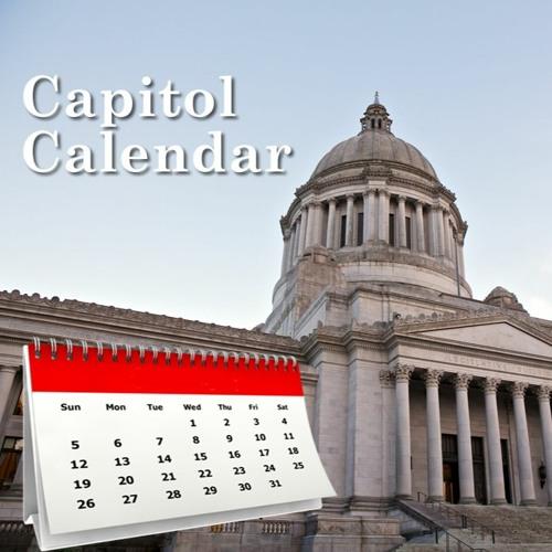 Capitol Calendar 2021