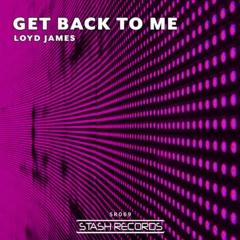 Get Back To Me (Original Mix)