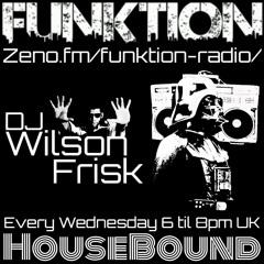 HouseBound - zeno.fm/funktion-radio/ 11th Nov 2020
