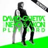 Play Hard (feat. Ne-Yo & Akon) [Spencer & Hill Remix] Portada del disco