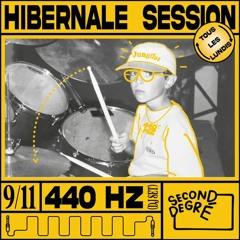 HIBERNALE SESSION : 440HZ