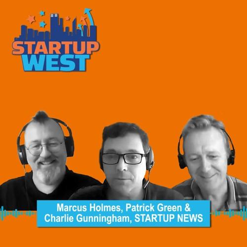 36. The Startup News team
