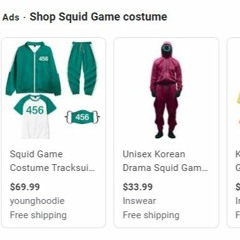 Squid Game tops Halloween costume searches on Google