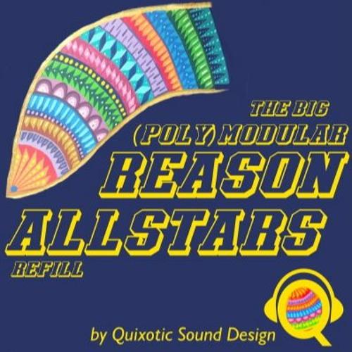 Polymodular Reason Allstars Patch Demo