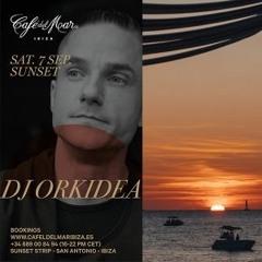 Sunset set @ Cafe Del Mar Ibiza 2019