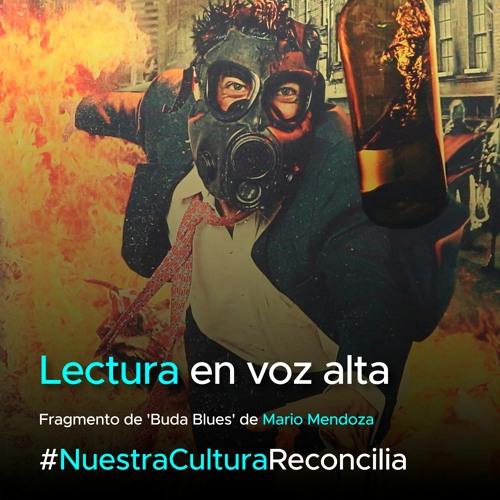 'Lectura en voz alta' - Eliana Calderón lee a  Mario Mendoza