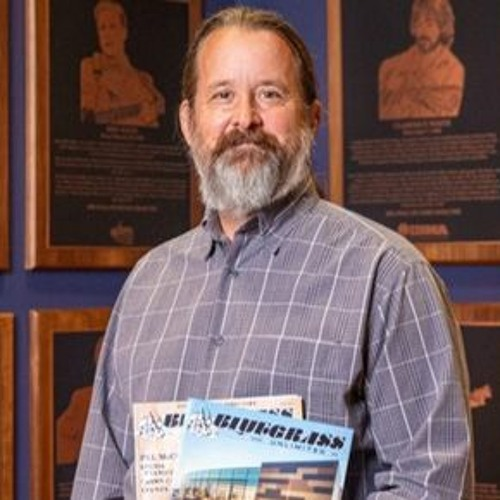Dan Miller the new editor of Bluegrass Unlimited Magazine talks with Katy Daley