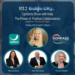 Upstarts Show - Interview with Kompass Media