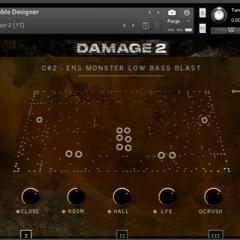 DAMAGE2 demo2