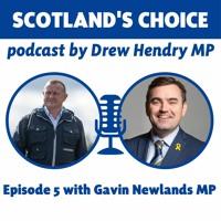 5. Gavin Newlands