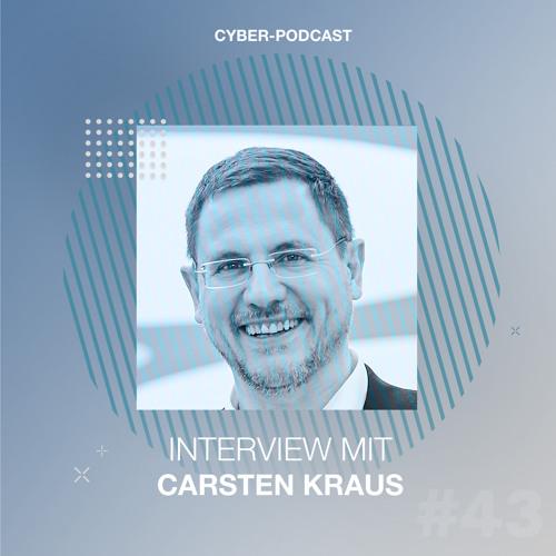 """#43 Carsten Kraus: """"Raus aus dem Datensumpf"""""""
