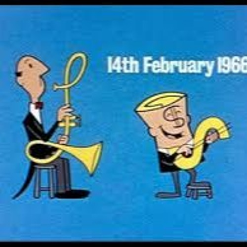Decimal Currency Commercial Feb 1966