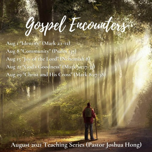 Fall 2019 & Summer 2021 Encounter Series