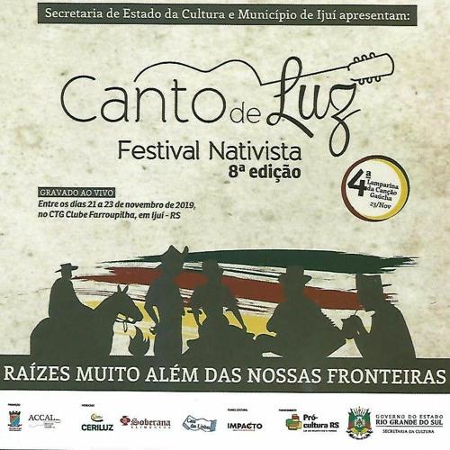 Festival Nativista Canto de Luz - 8ª edição