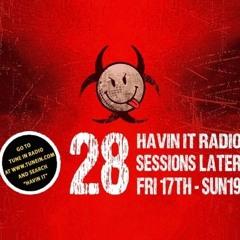 Loyd James - Havin It Radio 18.04.20 6 - 7pm
