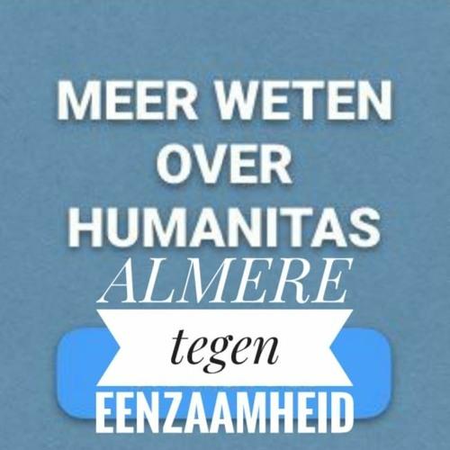 Humanitas Almere - tegen eenzaamheid - programma MariannA Bakker