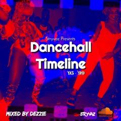 90S DANCEHALL TIMELINE