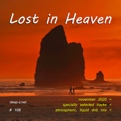 Lost In Heaven #108 (dnb mix - november 2020) Atmospheric | Liquid | Drum and Bass | Drum'n'Bass