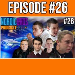 FYLLE-HISTORIER!   NordicBros Podcast #26