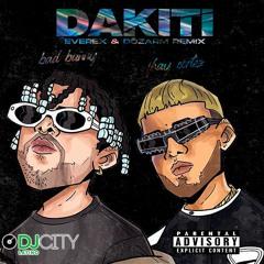 Bad Bunny, Jhay Cortez - Dakiti (Dozarm & Everex Remix)*Available On Dj City Latino*