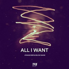 Atakan Eser & Selçuk Şahin - All I Want (Original Mix)
