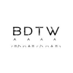 B D T W