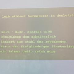 """""""Magazin Reloaded"""" - texttage.nuernberg LIVE - Schloyer / Ammann - TEIL 2"""