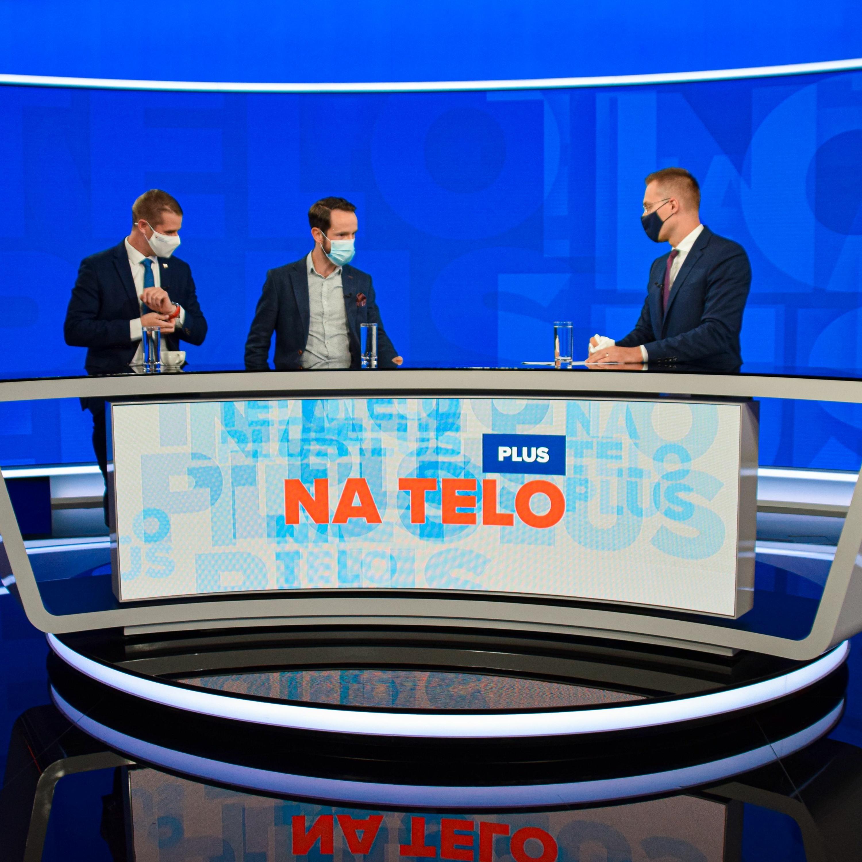 Na telo plus (29.6.): Martin Klus a Peter Sabaka