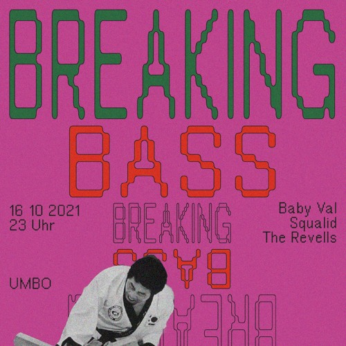 The Revell's Breaking Bass Promo Mix, Umbo Club Zürich, 16.10.21