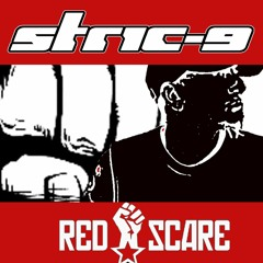 Stric-9 - The Red Scare (American Nightmare Mix