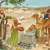 Abraham's servant went to fin a wife for Isaac (Gen 24)