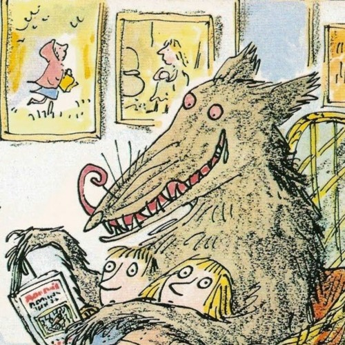 Cuentos en verso para niños perversos, de Roald Dahl. Voz de Gema