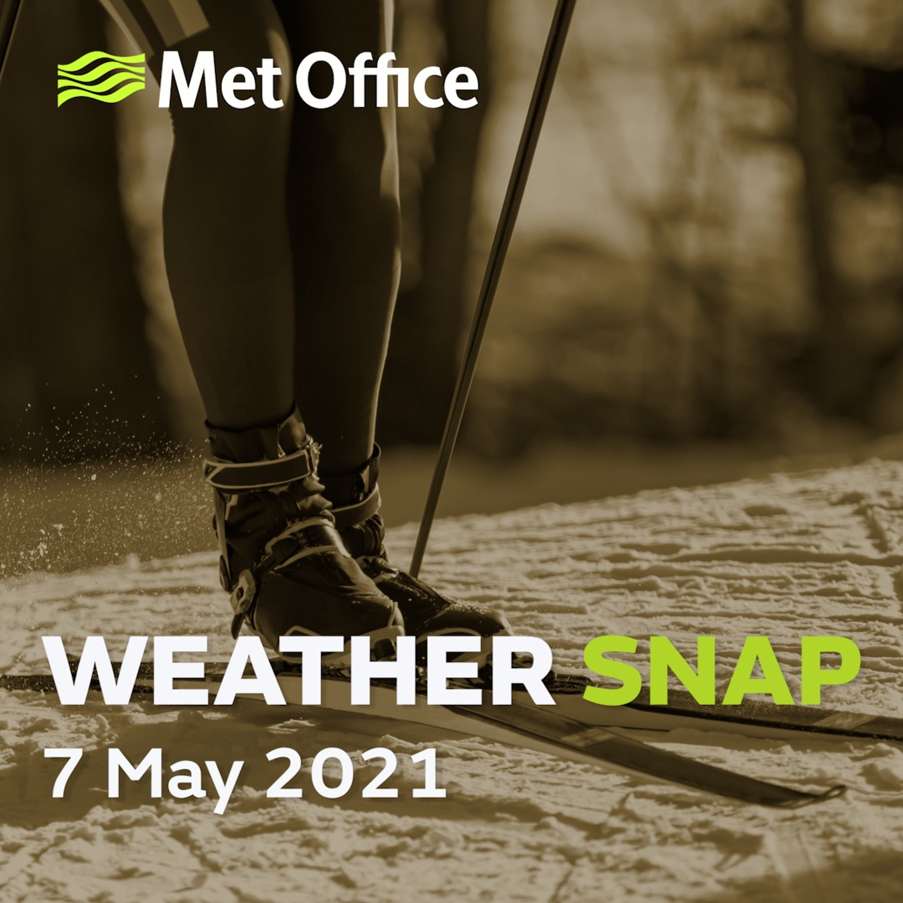 Weather Snap 7 May 2021