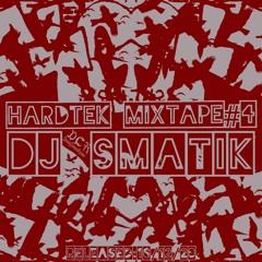 Dj Smatik | Hardtek Mixtape#4 | 16/12/20 | GER