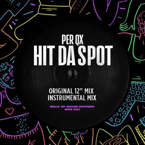 Per Qx - Hit Da Spot (Original Mix)