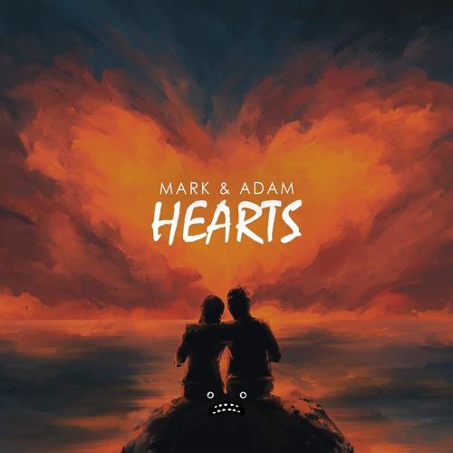Mark & Adam – Hearts [Bass Rebels]