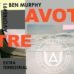Ben Murphy - Extra Terrestrial