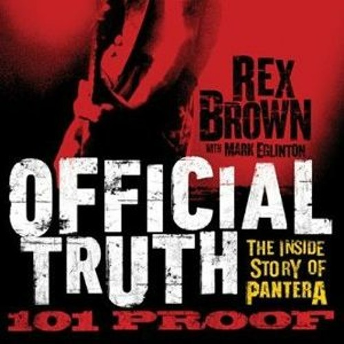 Original Pantera Singer Talks Rex Brown Book 'Official Truth, 101 Proof'/Why He Left the Band