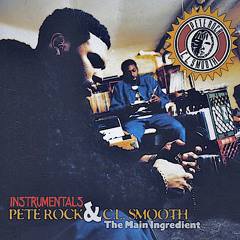 ''I Get Physical''  Pete Rock & CL Smooth  (1994) Official Instrumental