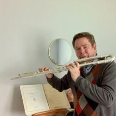 Improvisation N°26 « Morning's Stroll » for Bass Flute