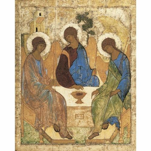 Dreifaltigkeitssonntag: Heiliger starker Gott, erbarme dich unser! - Audio-Betrachtung