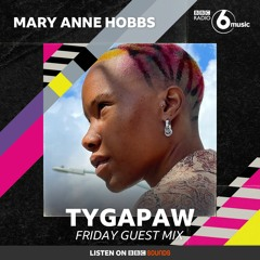 Friday Guest Mix, Mary Anne Hobbs (BBC 6Music)