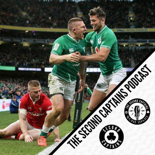 Ep 1694: Ireland Marry Skill & Passion, Andrew Conway On Tackles, Tap Downs & Tries - 10/02/20