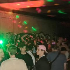 Darkner @ Brave Event's Secret Rave // 07.08.21