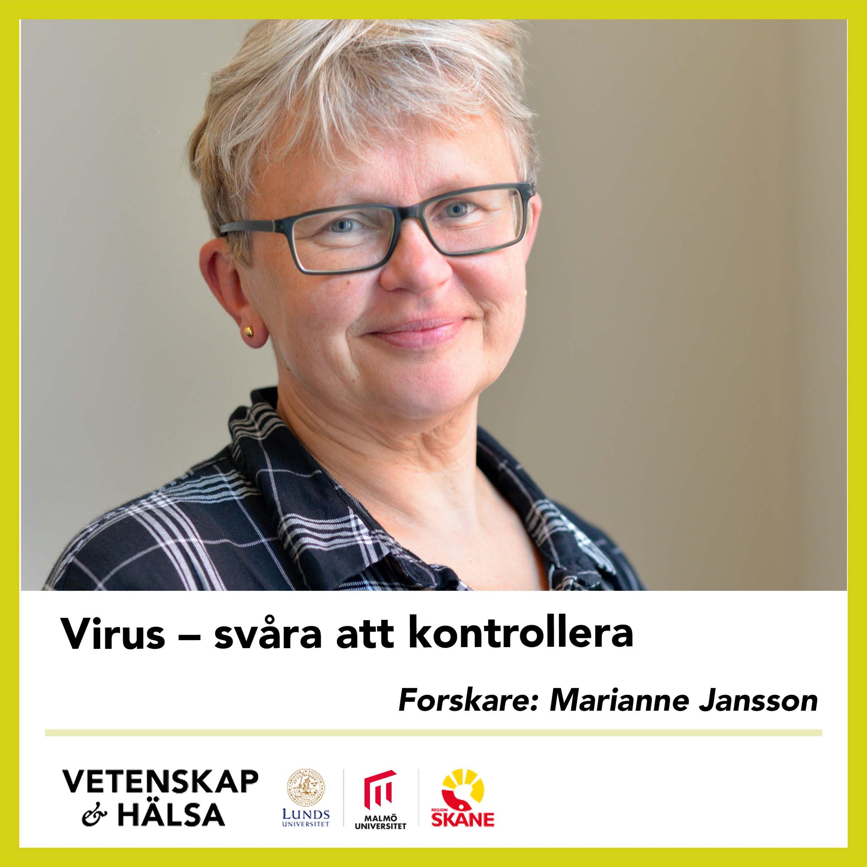 Virus – svåra att kontrollera